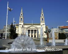 Images of Leeds, Leeds Photographs, Leeds Civic Hall © Red Door VR Limited.